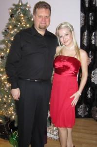 Gary and Lindsay