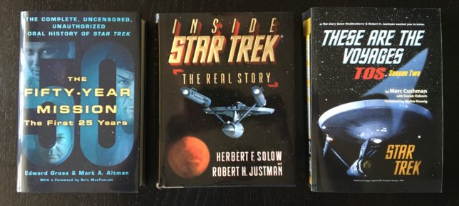 5 Key Books for Your Star Trek Discovery